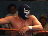 A Moment on Earth 2, Mexico, Blue Demon